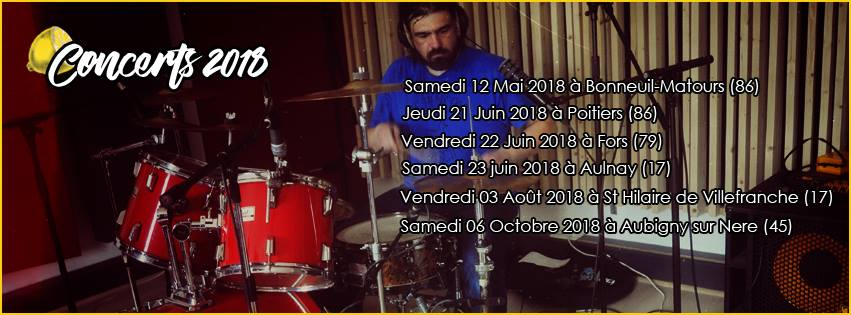 Concerts 2018